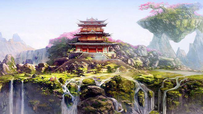 「梦幻仙侠游戏下载」梦幻西游赚钱心得篇 天台收货商人细节