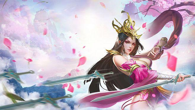 「3d仙侠网络游戏」梦幻西游龙阵大唐VS虎阵大唐,太和殿实力晋级决赛