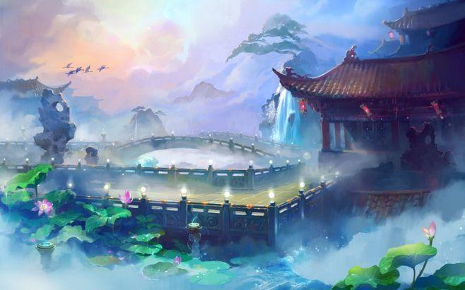 """「百战仙侠」梦幻西游武神坛之""""七种武器"""""""