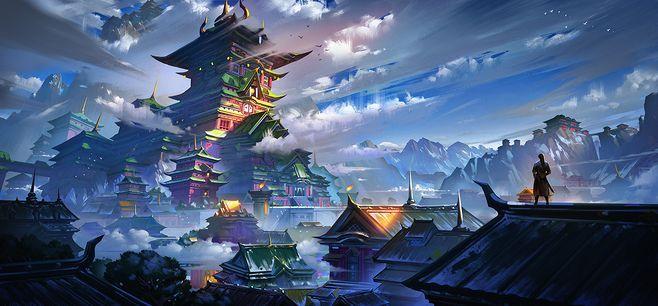 「仙侠装备」全民精彩盛宴《诛仙3》让你名扬天下!