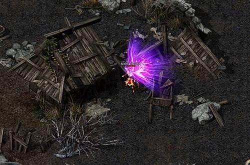 微变传奇SF游戏冒险挖矿游戏玩法